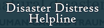 Disaster distress helpline 800-985-5990